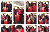 爱心人士探望武艺班藏族孤儿 捐款献爱心