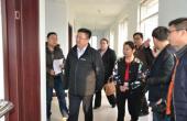 安阳市领导视察中奥伍福老年安养中心