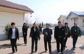 安阳市蓝天工程第十督导组 莅临中奥伍福安养中心